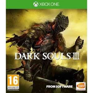 [Xbox One] Dark Souls III-As New £21.99 (Boomerang Rentals Via Ebay)