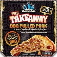 Chicago Town Limited Edition The Takeaway BBQ Pulled Pork 635g £1.50 at Morrisons