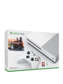 Xbox One S w/ Battlefiled 1 £249 @ Very