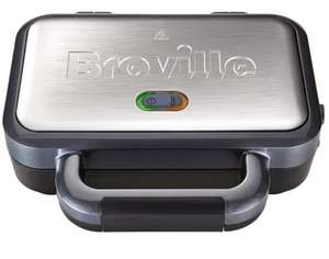 Breville Deep Fill Sandwich Toaster £18.93 Prime / £23.68 Non Prime @ Amazon