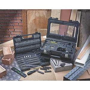 Energer 302 Piece Accessory Set £24.49 @ Screwfix - Free C&C