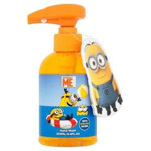 Minions Giggling / Sound Effects Handwash (250ml) was £2 now £1 instore & online @ Tesco Groceries