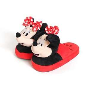 Stompeez Disney Minnie Mouse or 101 Dalmatian Slippers now £4.99 C+C @ Argos