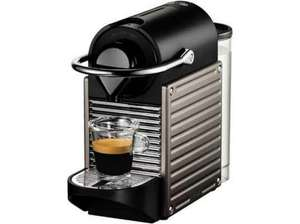 KRUPS XN300540 Nespresso Pixie Coffee Machine - £64.99 @ Currys
