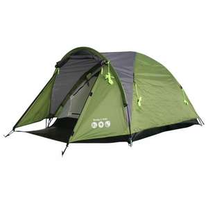 Gelert Rocky 2 , 2 person tent, taped seams, 2 layer, £13.00 + £4.99 postage at Gelert