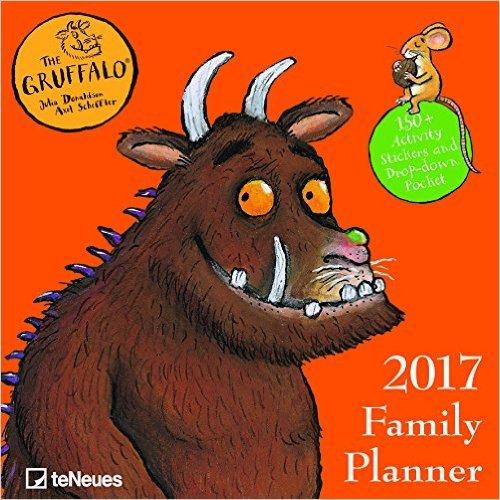 Gruffalo Family Planner 2017 £3.99 (Prime) @ Amazon