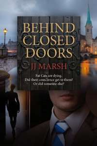 Superb Crime Thriller  - JJ Marsh  -  Behind Closed Doors: A European Crime Mystery (The Beatrice Stubbs Series Book 1) Kindle Edition - Free Download @ Amazon