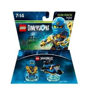 Lego Dimensions Fun Packs are 3 for 2 £25.98 @ Smyths