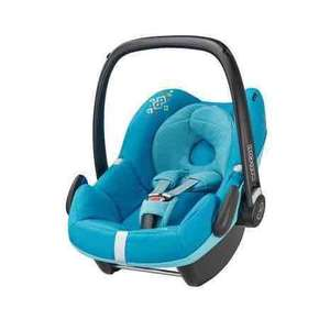 Maxi Cosi Pebble Baby Car Seat - Mosaic Blue Was £165 Now £117. Free Delivery @ Winstanleys Pramworld