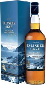 Talisker Skye Single Malt Whisky (70cl) (Alcohol by volume: 45.8%) was £35.00 now £25.00 @ Sainsbury's