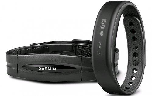 Garmin Vivosmart Activity Tracker And HR Monitor £50 @ Halfords - Free c&c