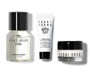 Bobbi Brown free gift offers when you spend £50 or a surprise gift when you spend £40