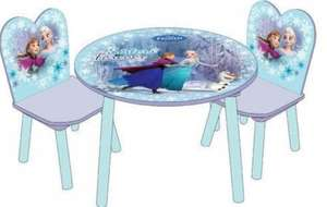 Disney Frozen Table and chairs £9.99 @ B&M