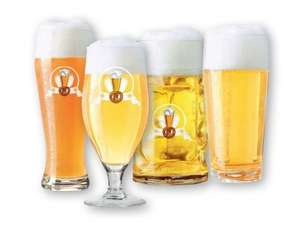 Beer Glasses/Tankards set 2/3 £3.99 Lidl from 15/09/16