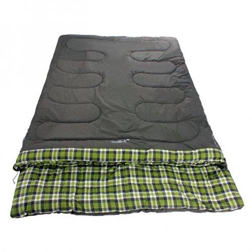 Gelert Horizon Double Sleeping Bag £22 fieldandtrek (£4.88 del)
