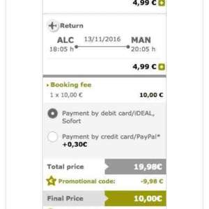 VERY cheap flights from UK to Europe return from £8.49 (with code) @ vueling via holiday pirates (more released!)