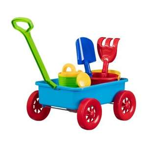 Beach Trolley + Beach Equipment was £2.99 now £1.00 @ B&M