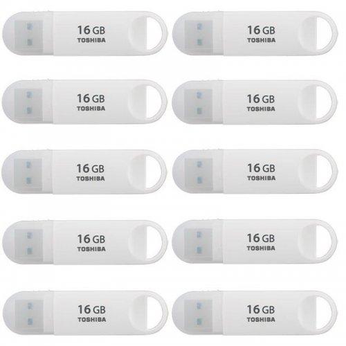 10 Pack of Toshiba 16GB **USB 3.0** Flash Drives £24.99 (£2.50 per USB  Stick!) @ My Memory