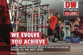 DW Sports Gym No Joing Fee and half price membership till 2017 - £424