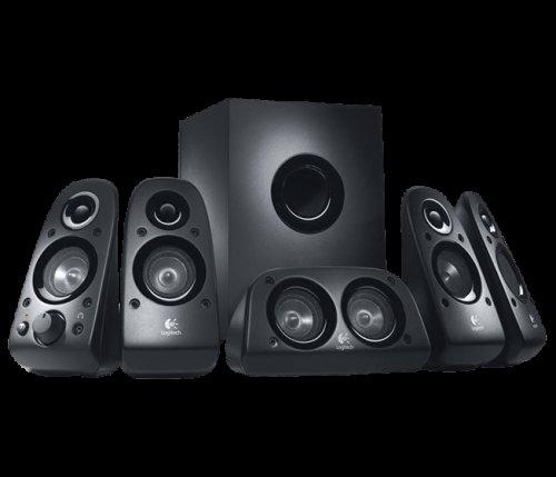 Logitech Surround Sound Speakers Z506 £59.49 @ Logitech.com