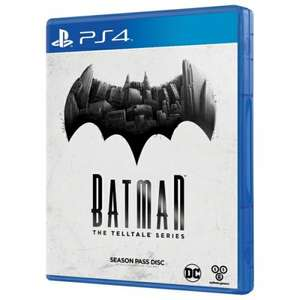 """Batman: Telltale game series disc PS4 & Xbox One - £22.42 delivered with code """"?Save"""" @ 365Games"""