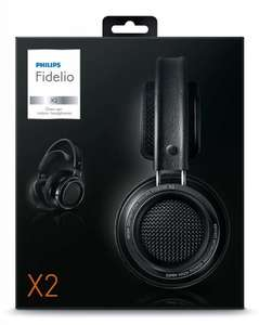 Philips X2 Fidelio Headphone Via Amazon - £116.99 Delivered