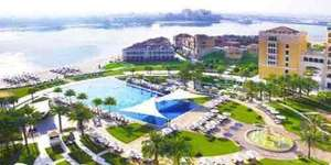 3 NIGHT 5* Ritz Carlton, Abu Dhabi with Flights and Meals £499 pp @ Travelzoo