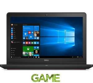 "DELL Inspiron 15 7000 15.6"" Gaming Laptop £849.99 (possible 10% cashback) @ Currys"