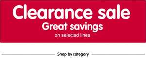 Boots pre Christmas clearance items from £1