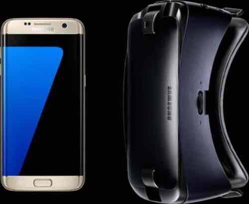 Claim a new Gear VR when purchasing an S7 edge @ Samsung