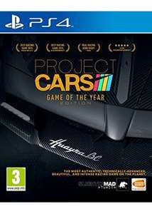 [PS4] Project CARS - Game of the Year Edition - £18.99 - Base