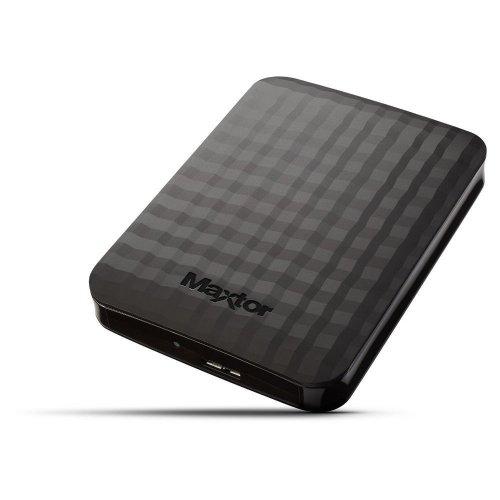 Maxtor M3 2TB USB 3.0 Slimline Portable Hard Drive £59.98 delivered @ Amazon
