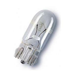 10 X 501 Sidelight Car Bulbs + Free Delivery at Amazon and sold by Motionperformance. 77p