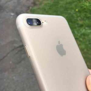 Shelfone ultra thin iPhone 7 case with screen protector for £1.99 delivered on Amazon sold by Shelfone