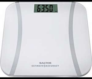 Salter Ultimate Accuracy Electronic Bathroom Scales £19.99 @ Argos, 20% off