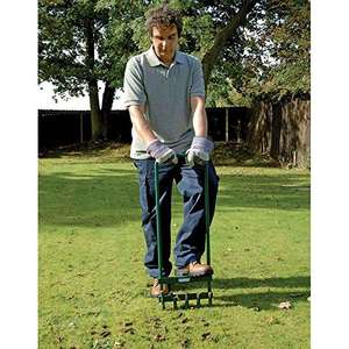 Garden lawn aerator - £2 reduced to clear in Wilko Gateshead