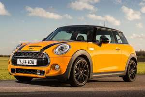 MINI Cooper Lease deals, Free Chili Pack, 8K (36 month deals) £7111.28 @ NVC