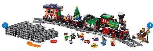 Lego winter holiday train £59.99 Delivered - Lego.com