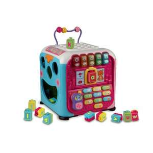 VTech Discovery Cube Pink or Multi coloured @ Smyths £35.99