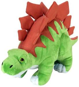 Wild Republic Europe 48cm Dinomites Stegosaurus Plush (Large) £5.00 Add-on item - Amazon