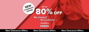 Select fashion up to 80% off  prices starts from £0.99