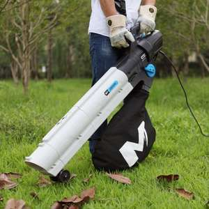 Mac Allister Eco MBV2800 Electric Garden Blow Vac for £28 at B&Q