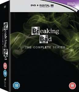 [DVD] Breaking Bad: The Complete Series + Better Call Saul Season 1 £29.83 [Using Code] @ Zoom