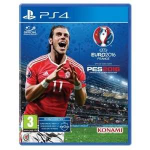 uefa euro 2016 / pro evolution soccer ps4 £11.95 delivered @ mymemory