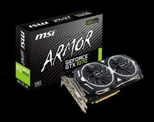 Gtx 1070 Graphics Card double discount £353 at Very
