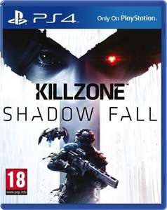 Killzone Shadow Fall for PS4 (used) £4 in store @ Cex