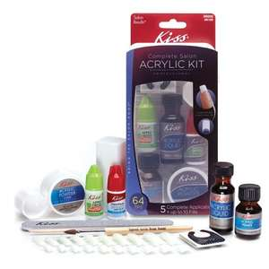 Kiss Complete Salon acrylic kit £11.49 @ Boots - Free c&c