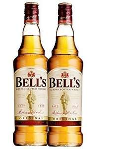 £20 for two 0.7 Bells Whisky means £10 per one 0.7 bottle. instore and online. @ Tesco