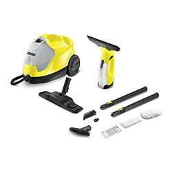 Karcher SC4 Refurbished Steam Cleaner - Now with FREE WV2 Refurbished Window Vac! £129.99 @ Karcher Outlet