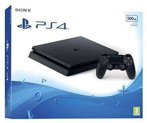 PS4 Slim forget £216.49 *now £195.44*- Amazon Student Prime Members only and Amazon NUS discount